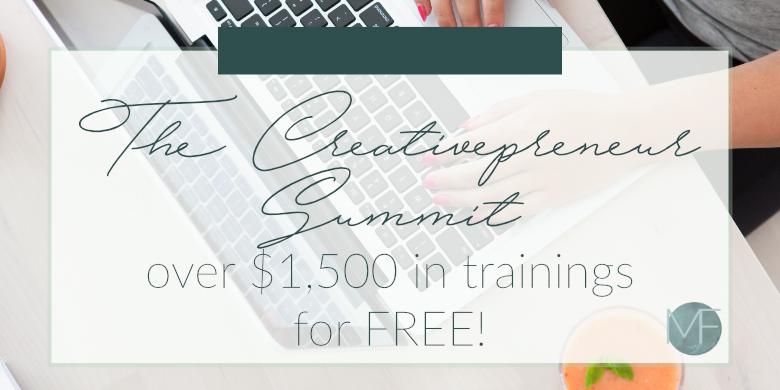 The Creativepreneur Summit | Business Tips | Madison Fichtl | Madison-fichtl.com