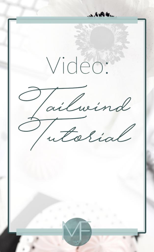 Tailwind Video Tutorial   Pinterest Tips   Small Business Tips   Madison Fichtl   Madison-fichtl.com