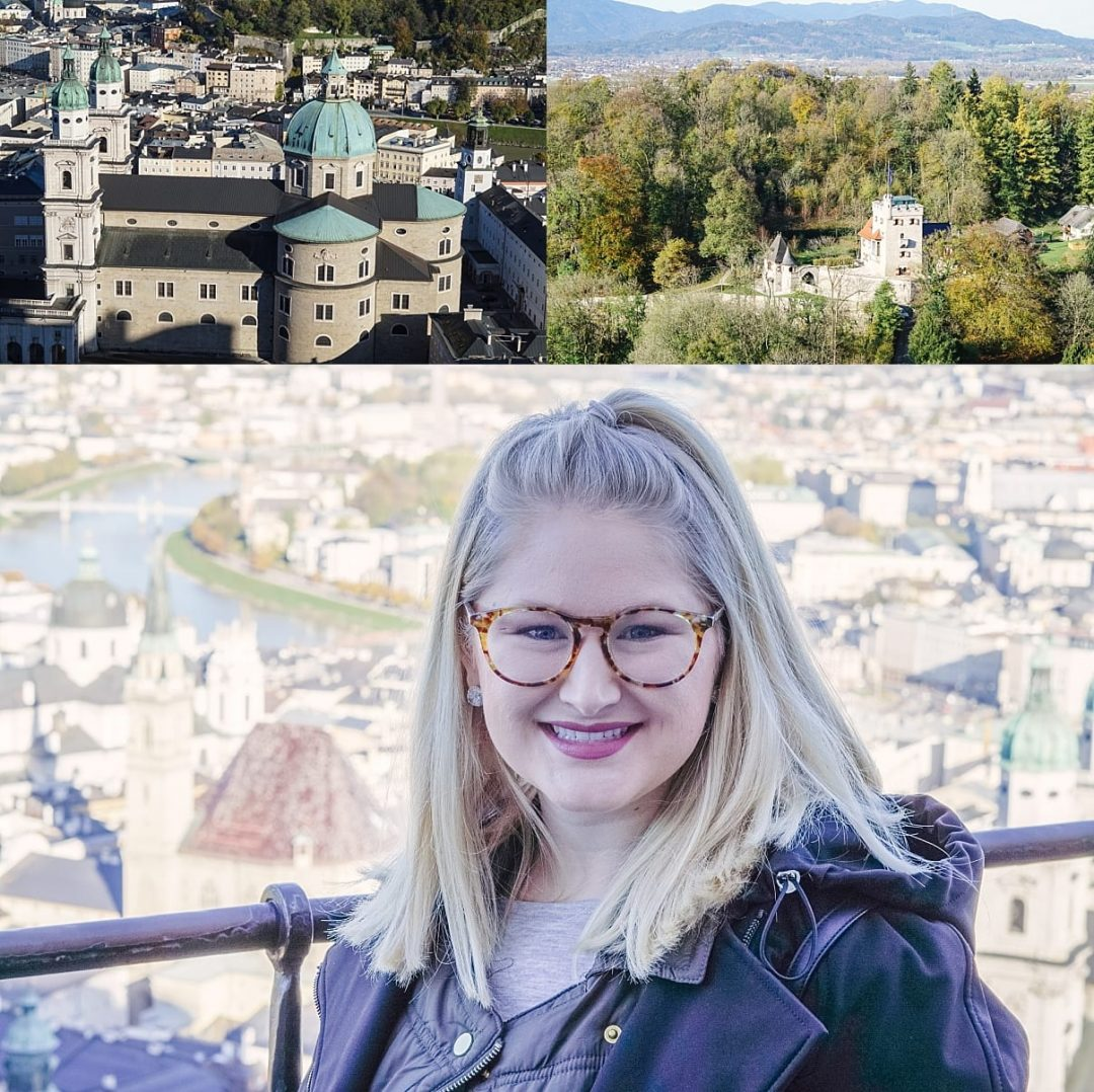 What to do in Salzburg Austria | Travel Tips | Europe Travel | Madison Fichtl | madison-fichtl.com