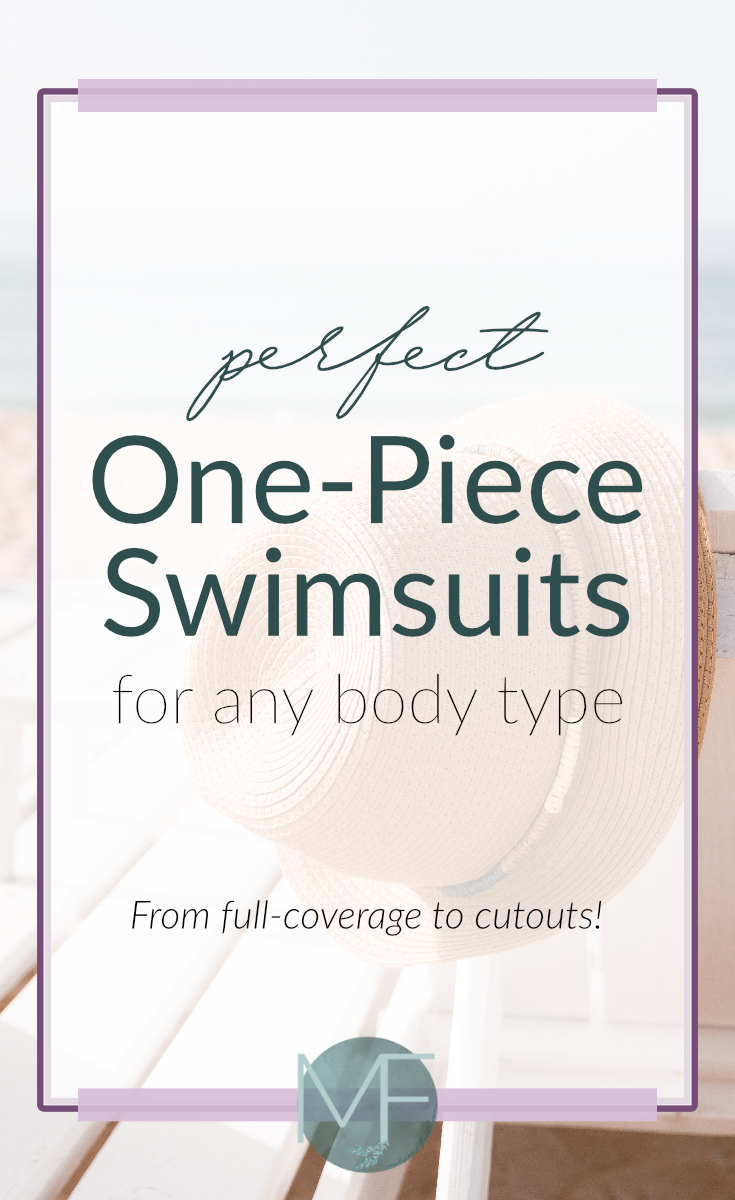 Perfect One-Piece Swimsuits for Any Body Type