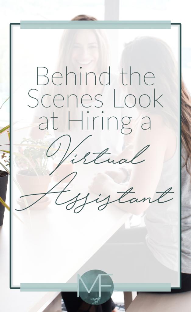 Hiring a Virtual Assistant | Social Media Manager | Virtual Assistant Tips | Finding a VA | Finding a Virtual Assistant