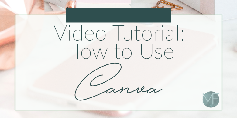 How to Use Canva | Small Business Tips | Graphic Design Help