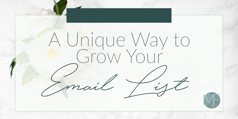 Interact Quizzes | How to Uniquely Grow Your Email List | Madison Fichtl | Madison-fichtl.com