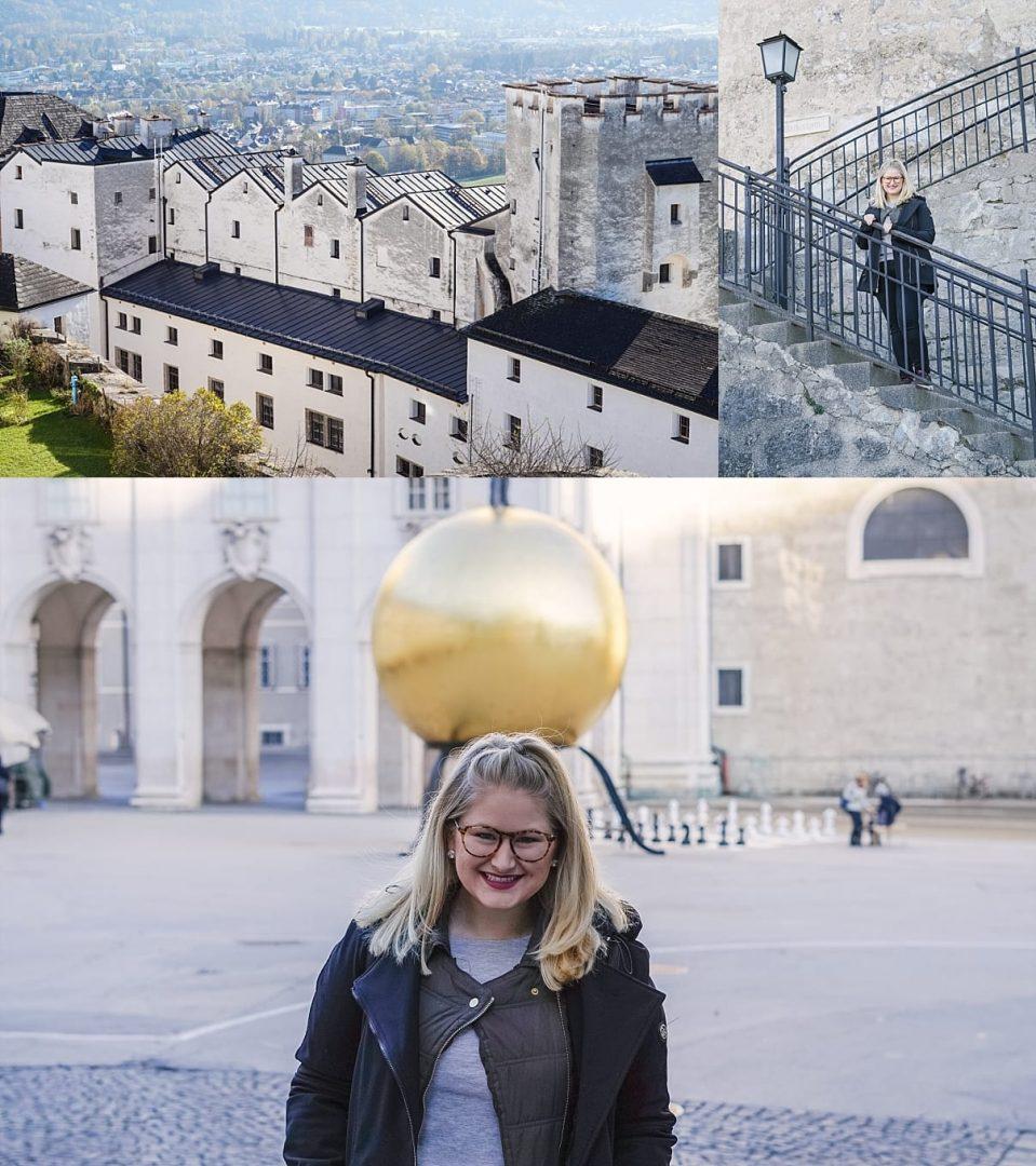 What to do in Salzburg Austria | Travel Tips | Europe Travel | Madison Fichtl | madison-fichtl.com