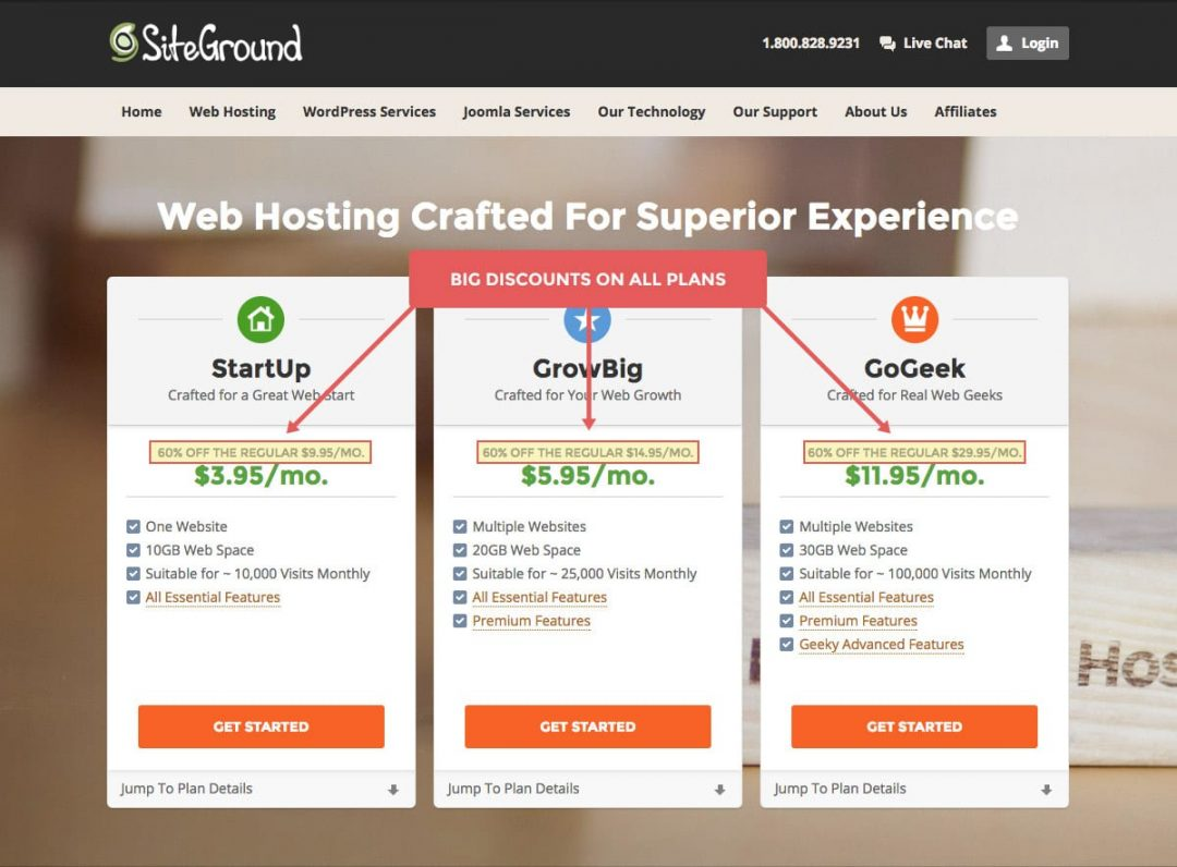 How to Set up your Website with SiteGround | Web Hosting | Small Business Website Tips