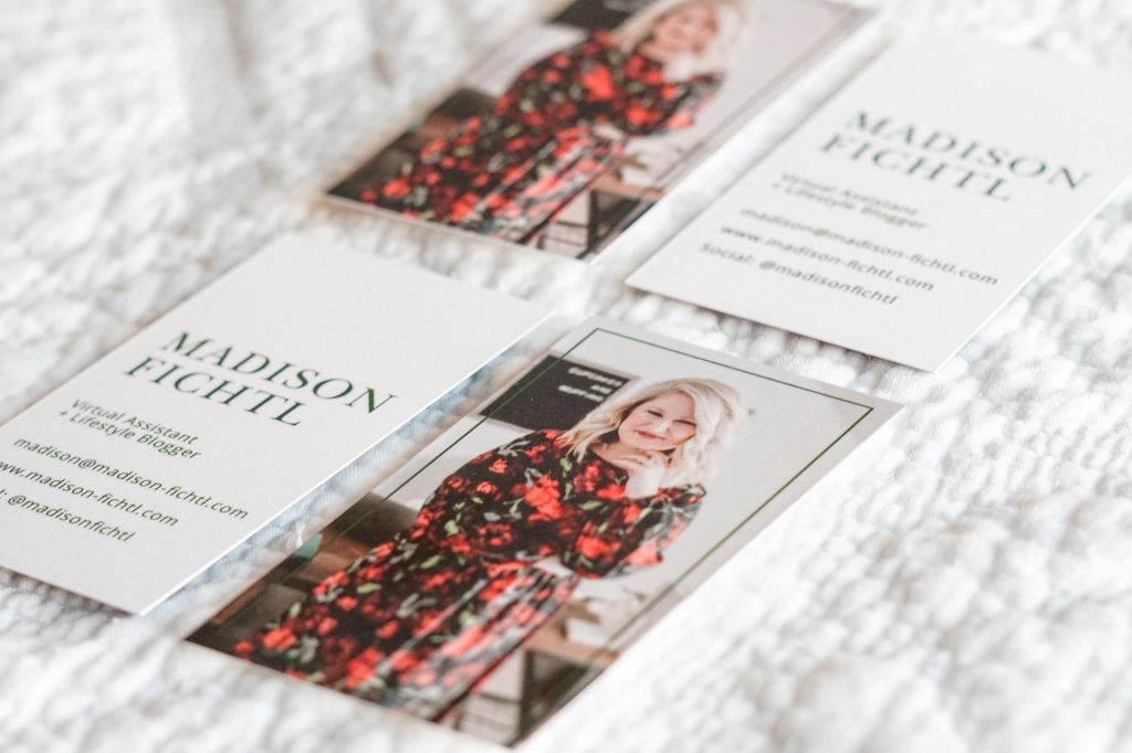 Business Card Templates: Stand Out with Basic Invite