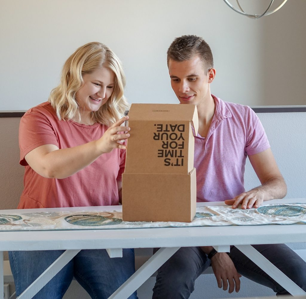 Date Night Made Simple - Datebox Review