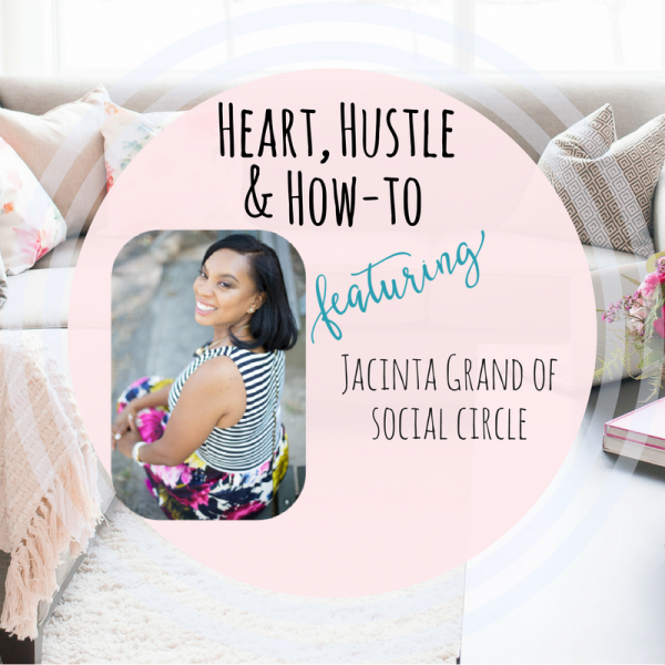 Heart Hustle and How To Social Circle