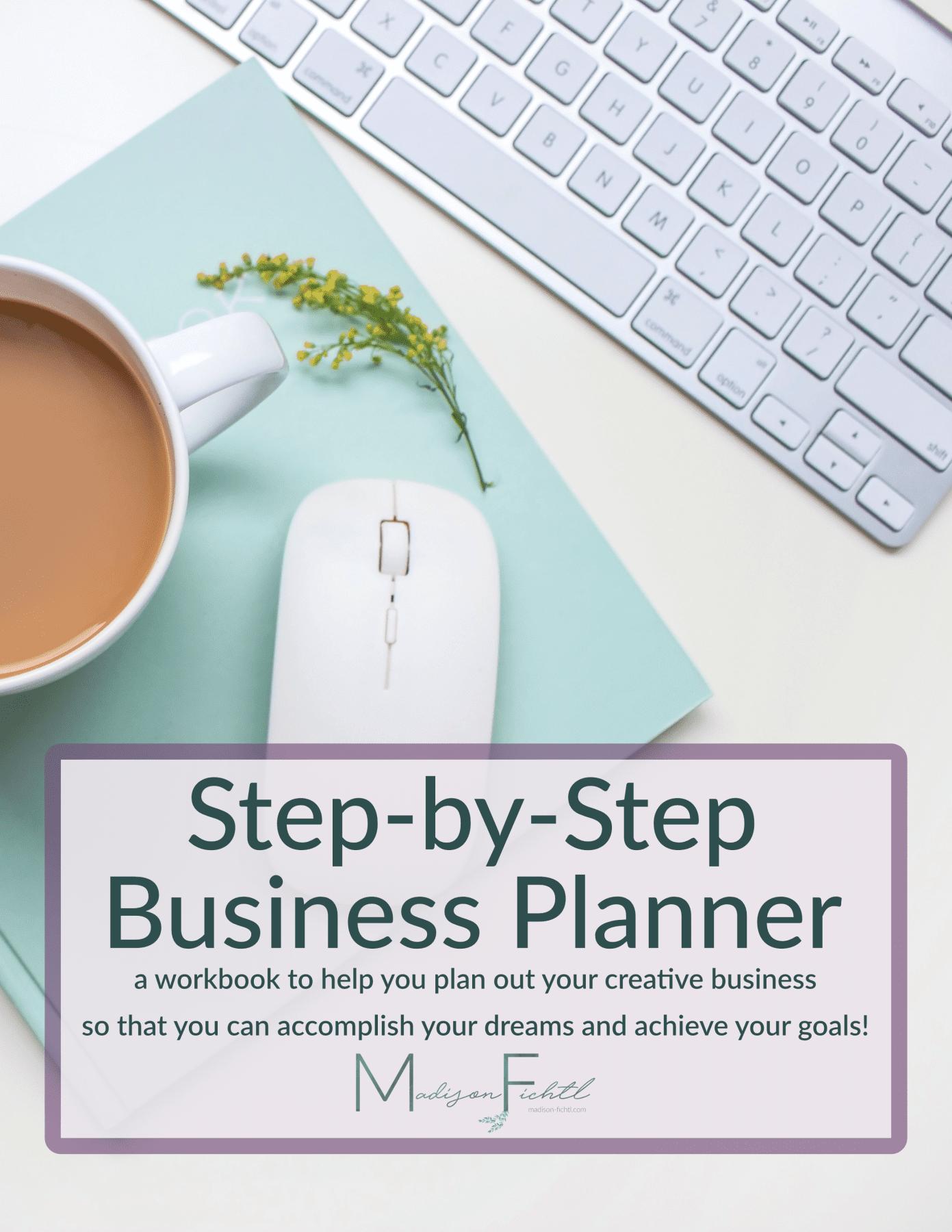 Business Planner   Madison Fichtl   Madison-fichtl.com