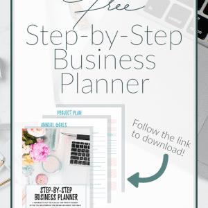 Business Planner | Madison Fichtl | Madison-fichtl.com
