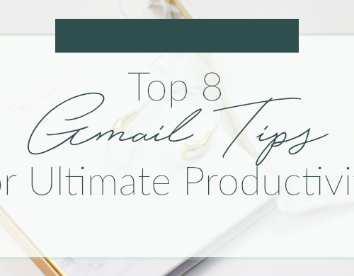 Top 8 Gmail Tips for Ultimate Productivity