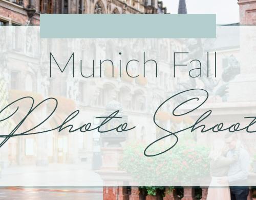 Munich Fall Photo Shoot