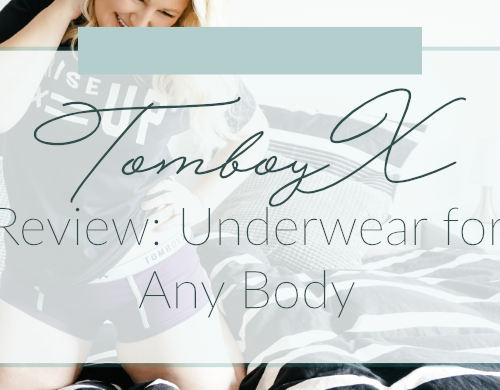 TomboyX Review | Underwear for Any Body