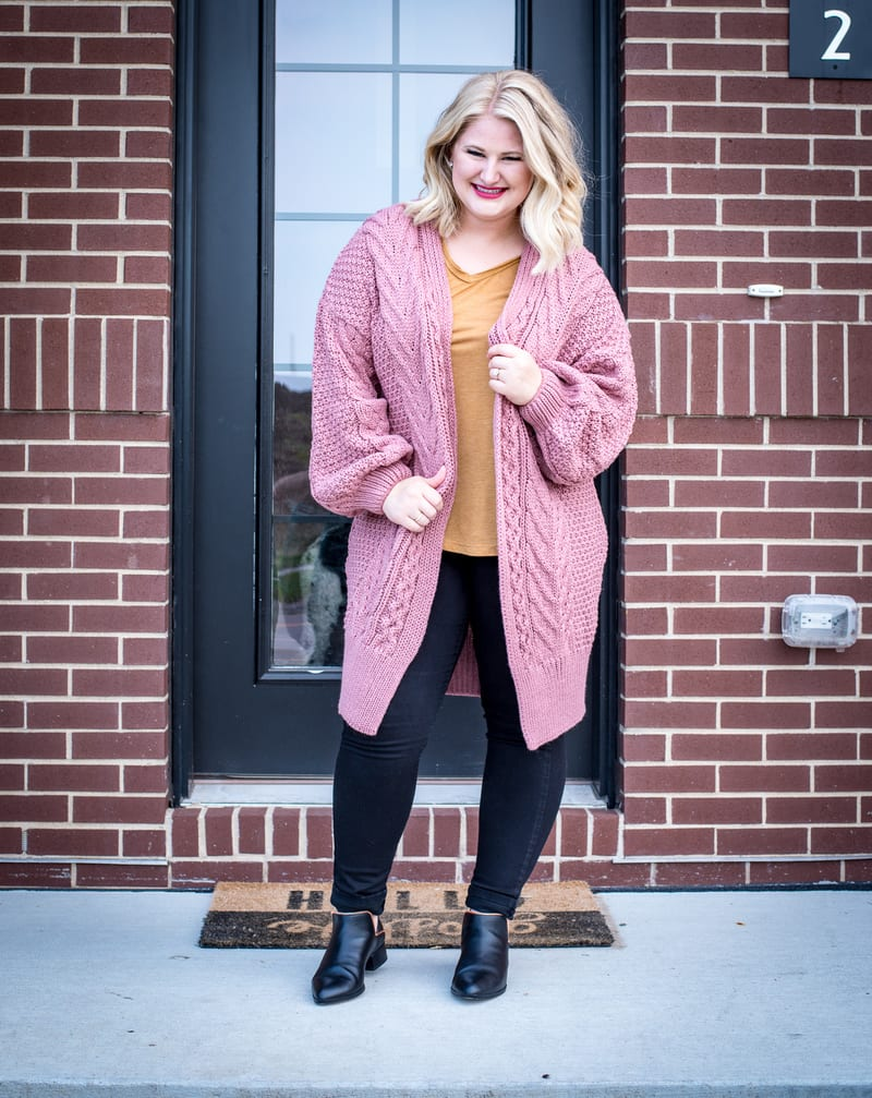 What to Wear This Fall   Woman Fall Outfits   Madison Fichtl