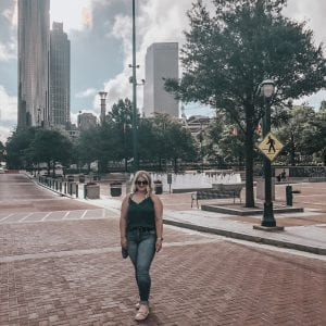 One day in Atlanta Georgia | Madison Fichtl Travel