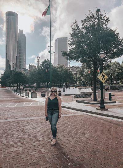 One Day in Atlanta Georgia