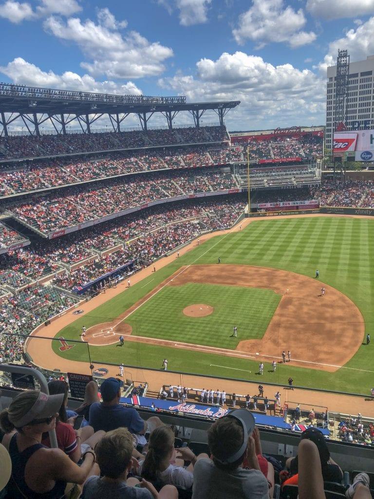 One day in Atlanta Georgia | Madison Fichtl Travel
