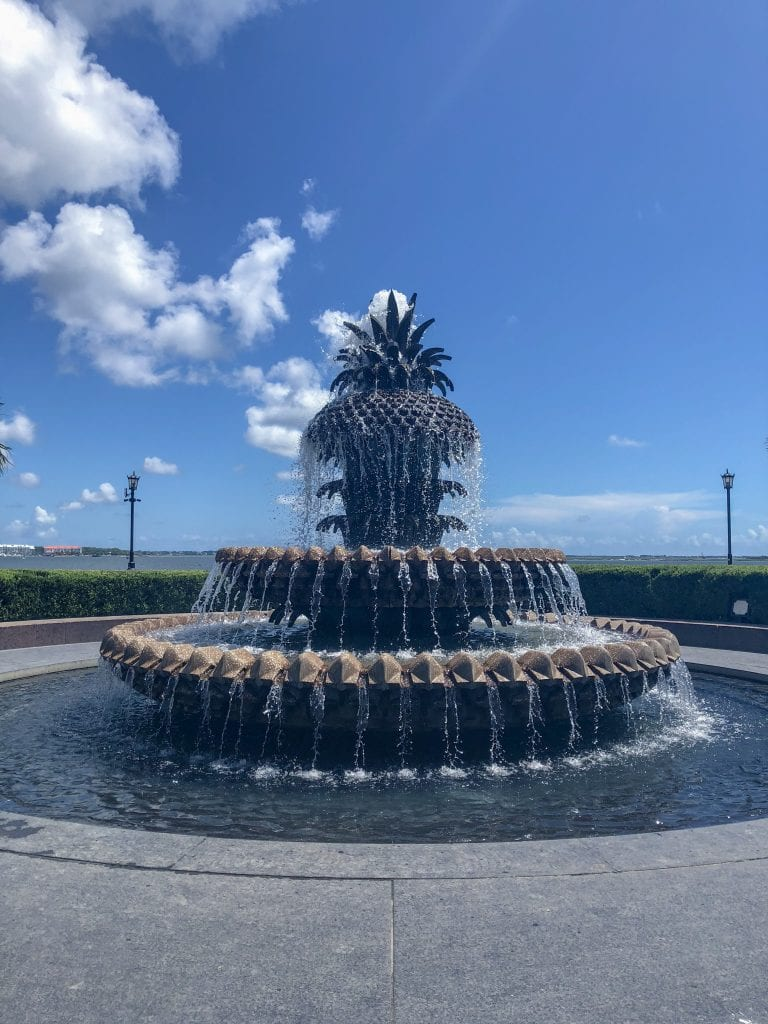 Visiting Charleston, South Carolina
