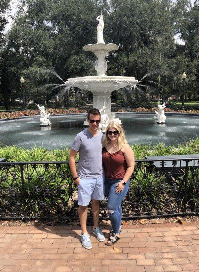 Visiting Savannah, Georgia