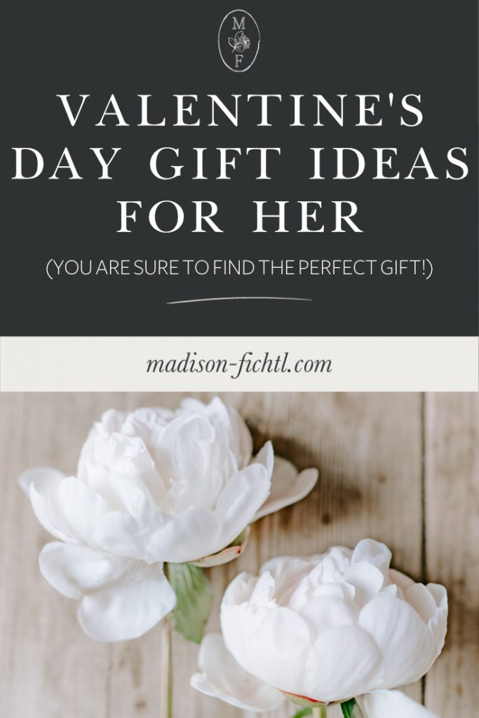 Valentine's Day Gift Ideas for Her
