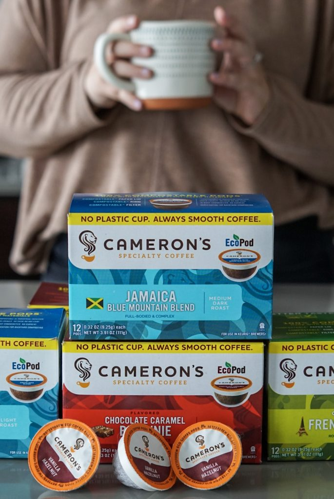 Cameron's Coffee Review