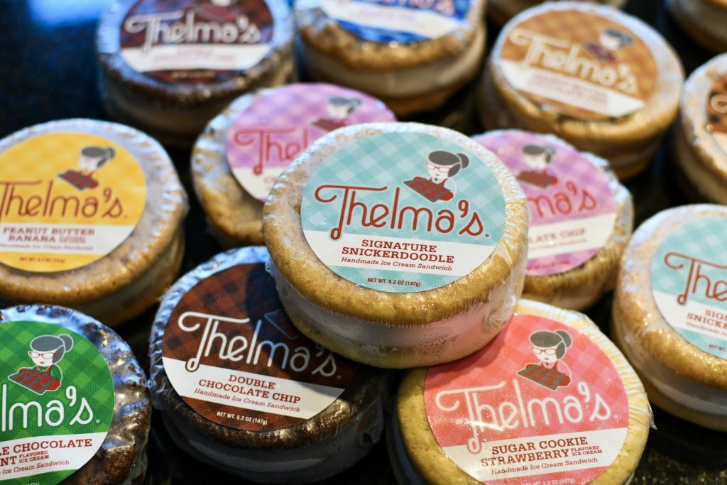 Thelma's Ice Cream Sandwich