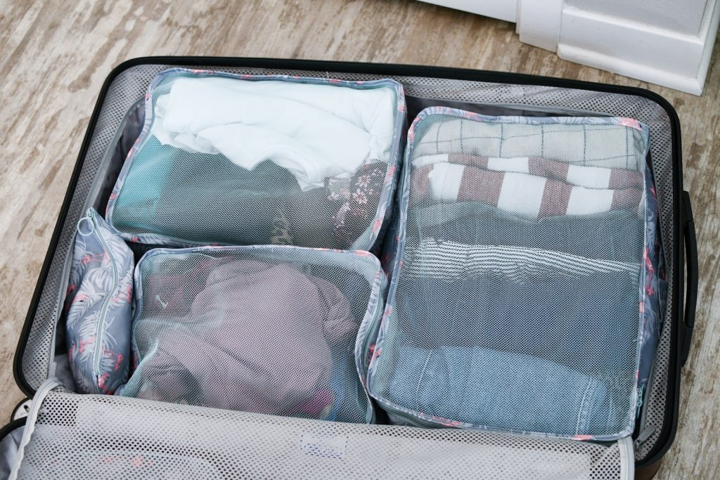 How to Organize a Suitcase