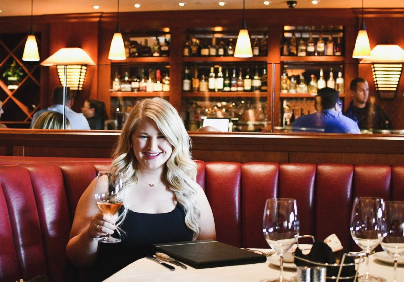 August Chef's Table at Fleming's Prime Steakhouse & Wine Bar in Des Moines