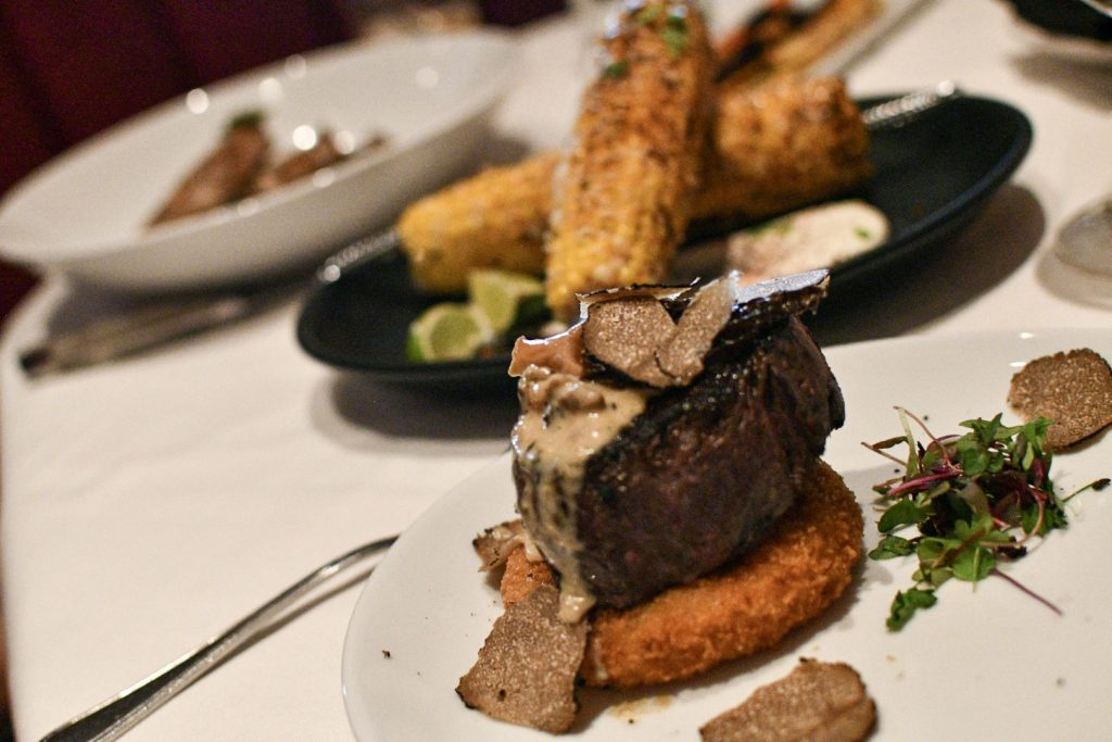 August Chef's Table at Fleming's in Des Moines 14