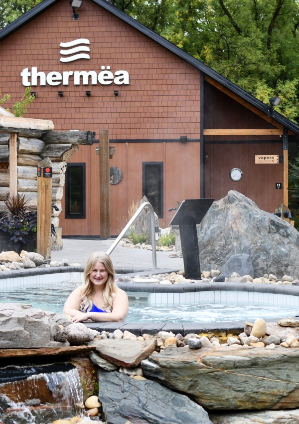 Thermea Spa in Winnipeg