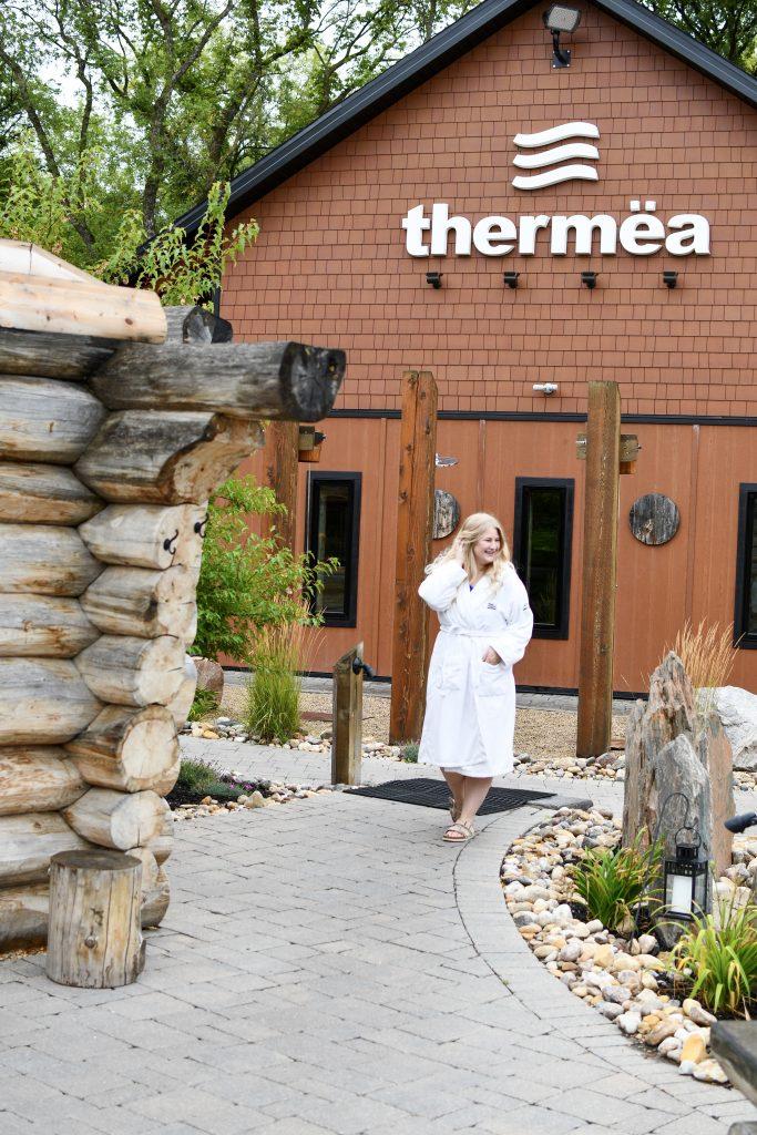 Thermea Spa - Winnipeg
