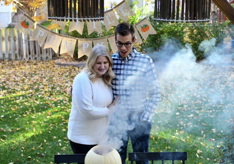 Fall Gender Reveal