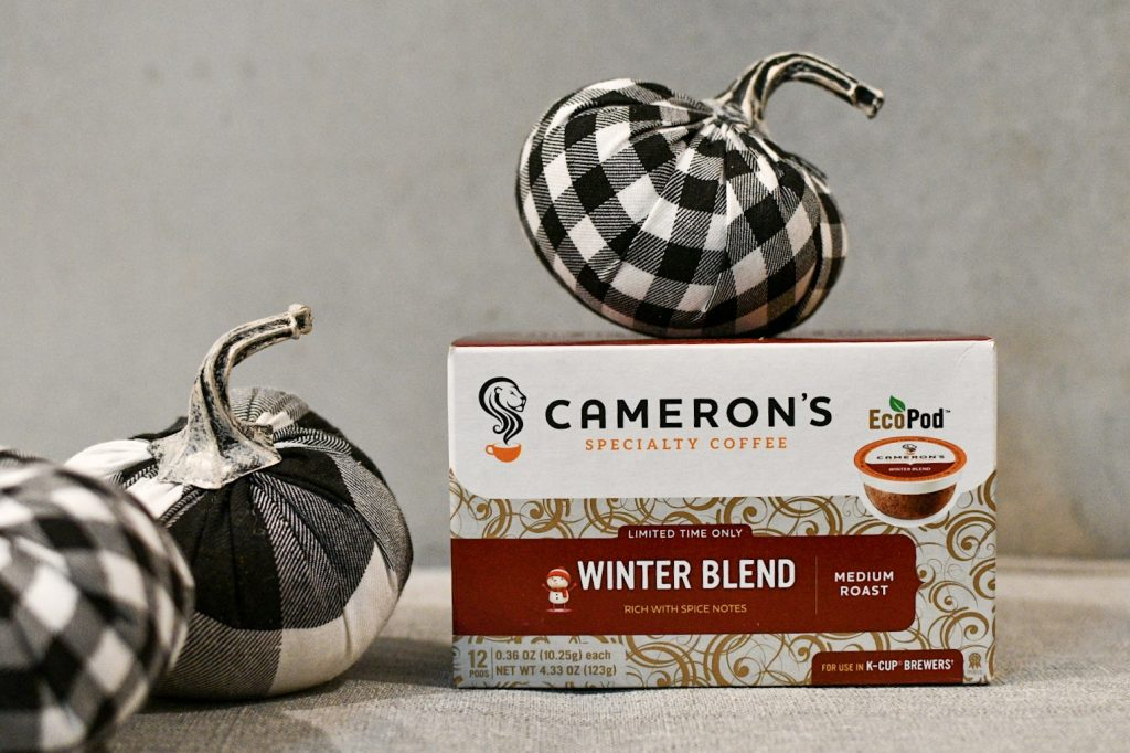 Cameron's Coffee Winter Blend
