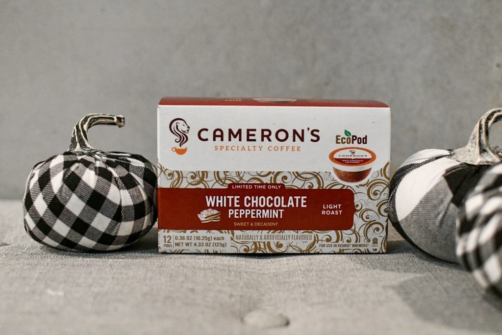 Cameron's Coffee White Chocolate Peppermint