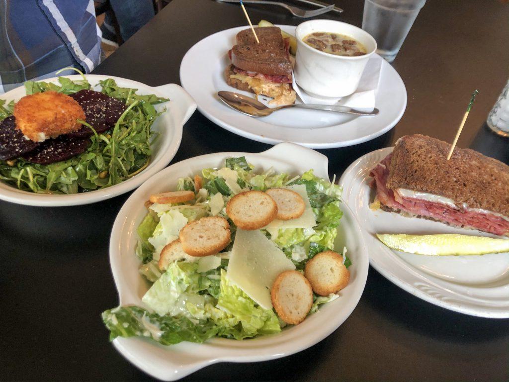 Crane & Pelican Café LeClaire Iowa