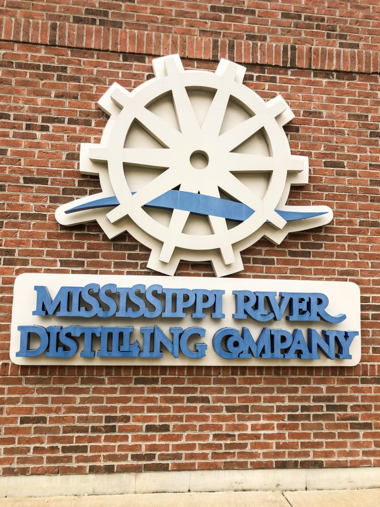 Mississippi River Distilling Company & Cody Road Cocktail House LeClaire Iowa