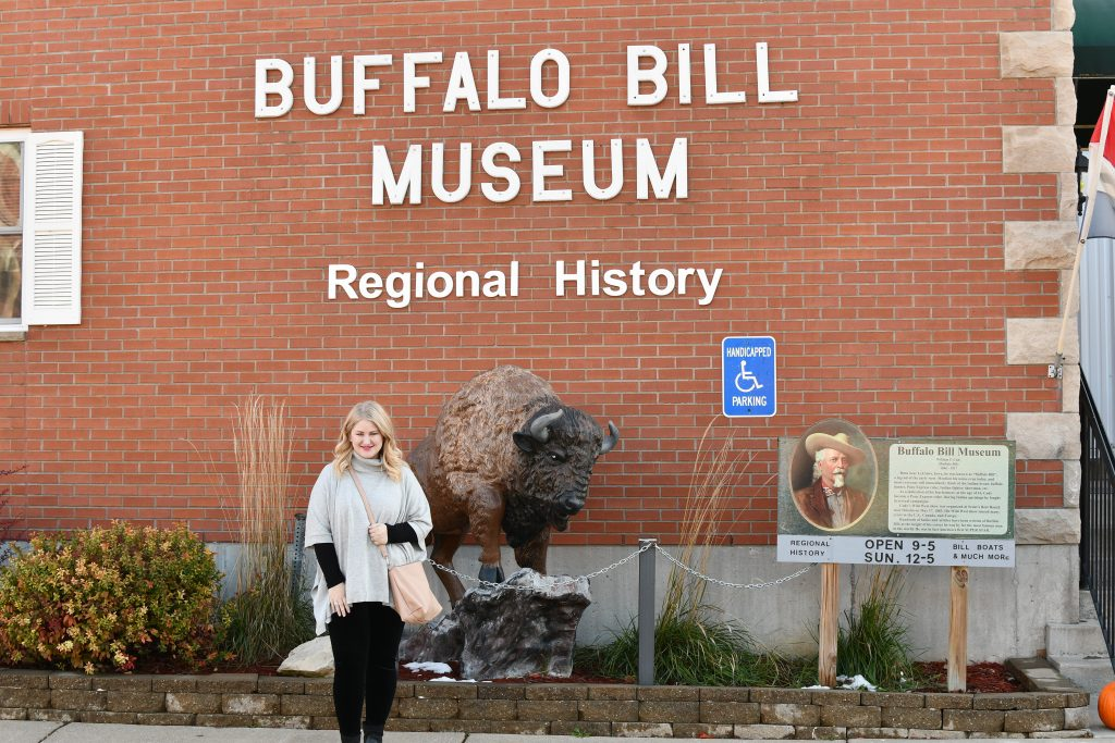 Buffalo Bill Museum LeClaire Iowa