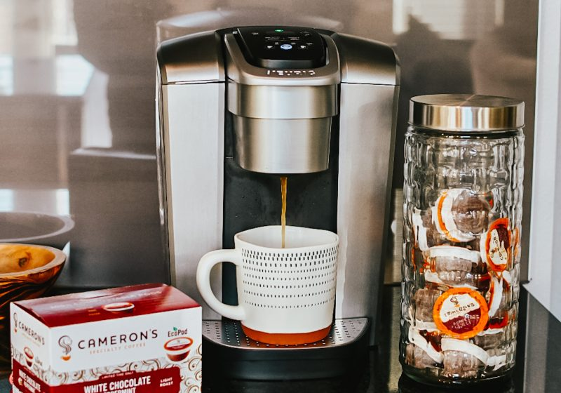 How I Brew My Cameron's Coffee