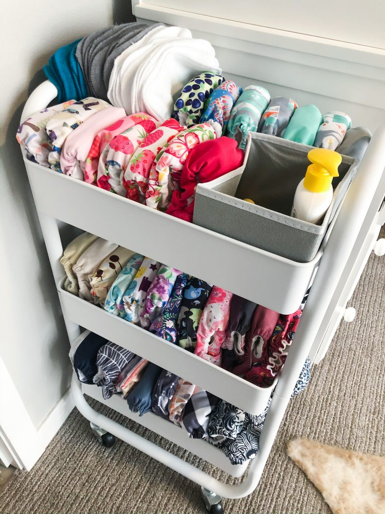 Why we made the decision to cloth diaper