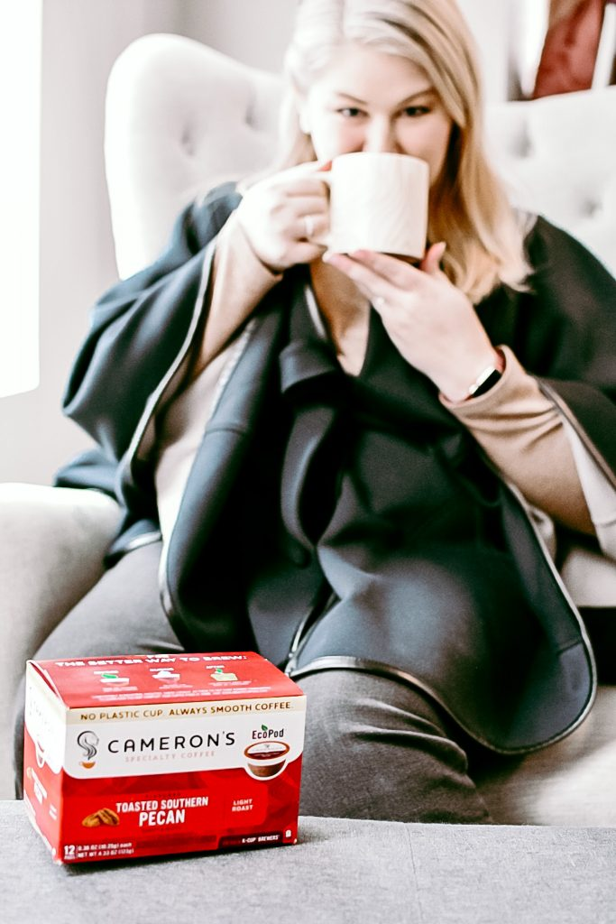 My Favorite Daily Moment with Cameron's Coffee
