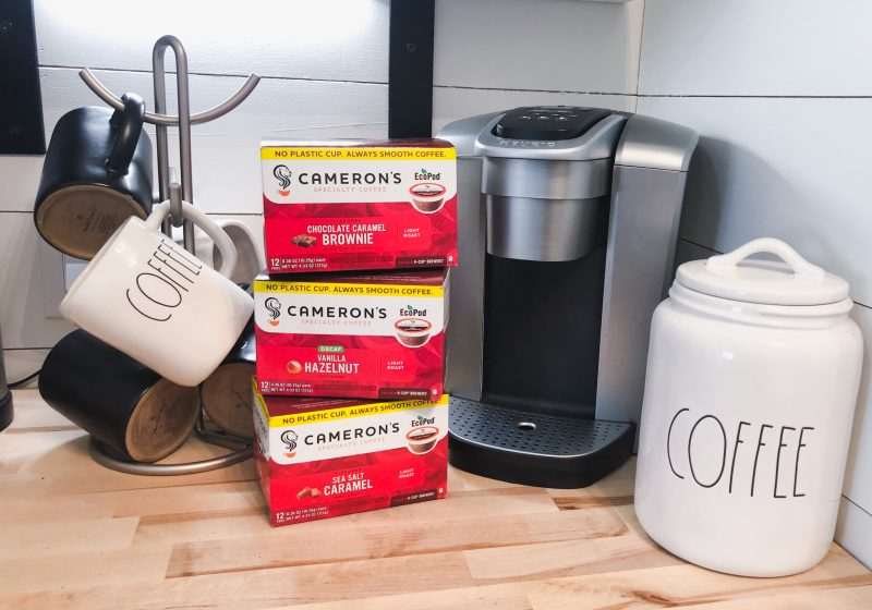 More of my favorite coffee to come – Cameron's Coffee!