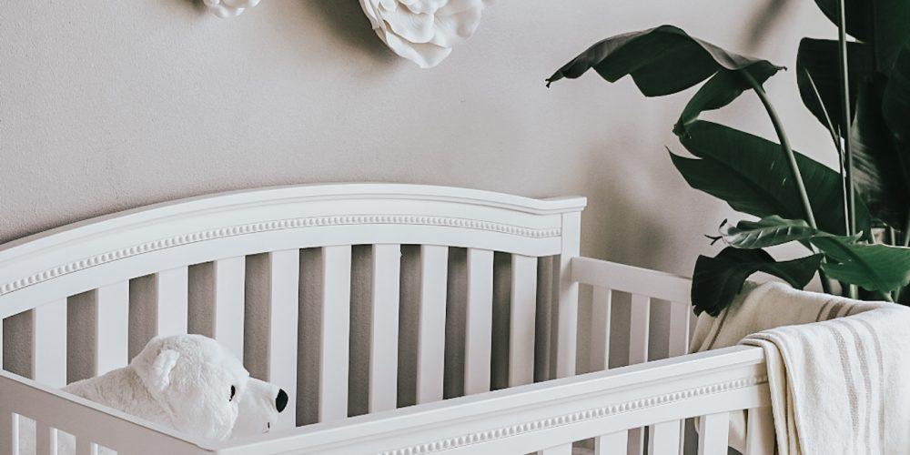 Baby F's Nursery Reveal #1