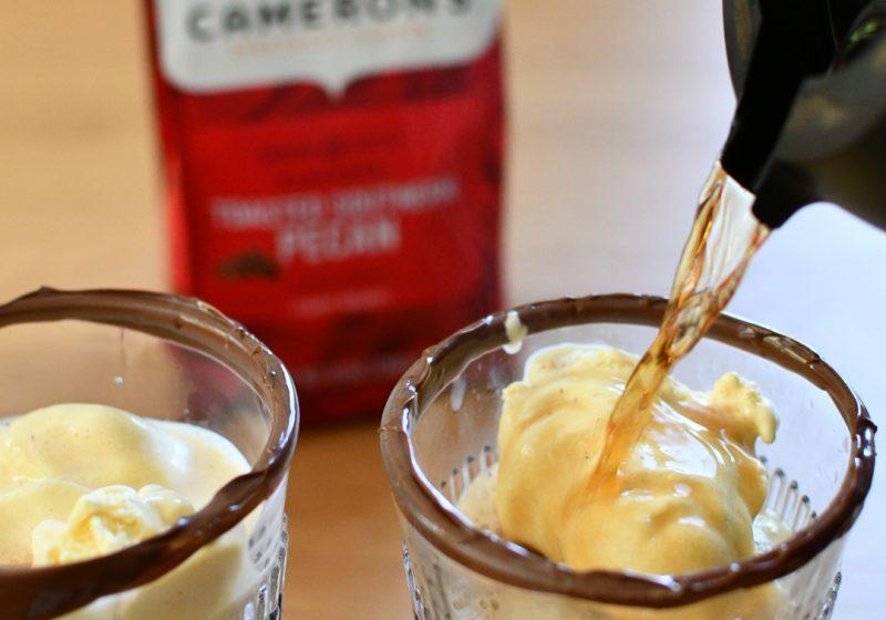 Affogato Recipe – Coffee Ice Cream Float